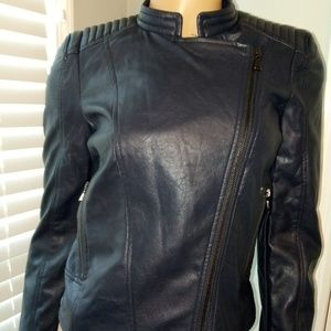 Forever 21 faux jacket